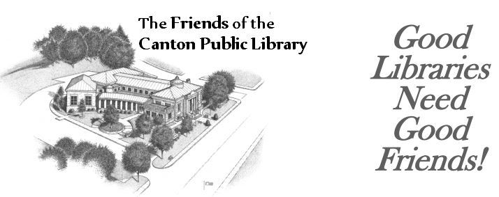 Friends of the Library Membership header