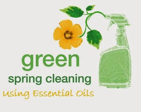 Spring cleaning with essential oils 2018
