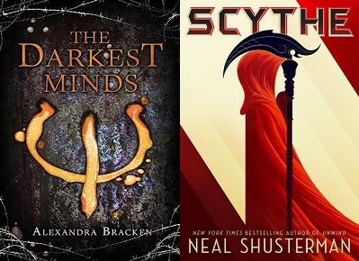 Scythe and The Darkest Minds