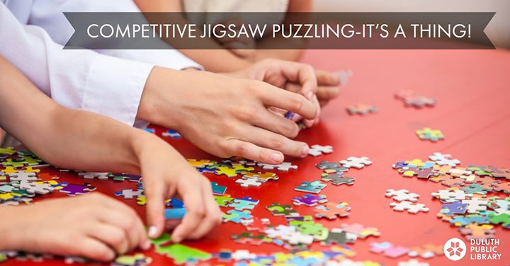 jigsaw competition