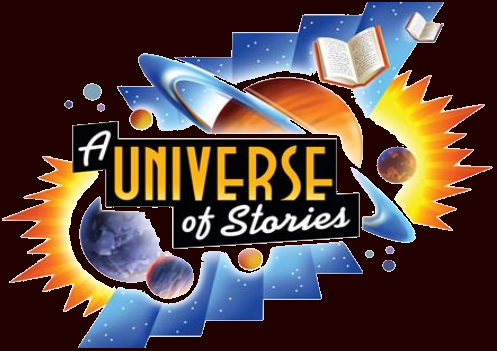 A Universe of Stories art