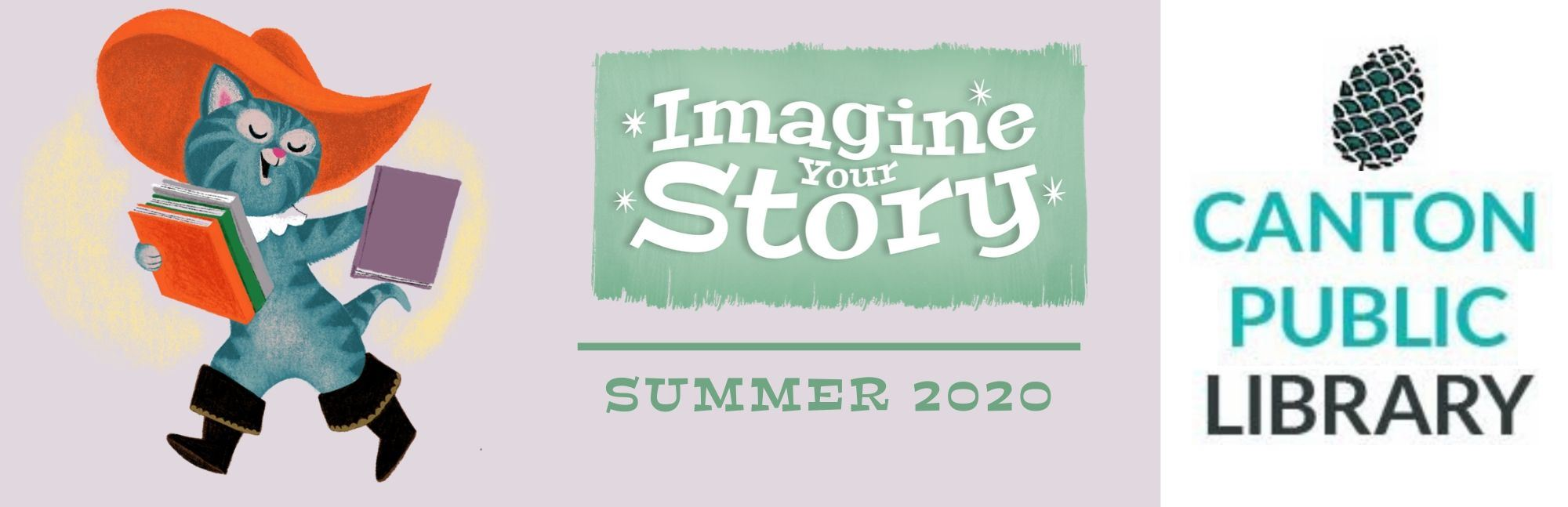 Imagine Your Story Canton Summer Reading